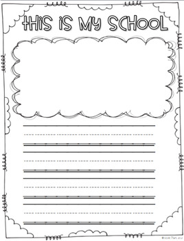 Looking Back {Memory Book For Pre-k, Kindergarten, 1st, 2nd, or 3rd grade}