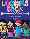 Looking Back {Memory Book For Pre-k, Kindergarten, 1st, 2n