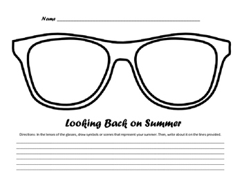 Looking Back on Summer