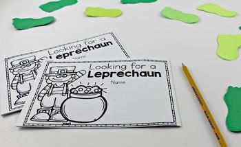 Looking For A Leprechaun