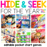 Sight Word Game Bundle | Editable