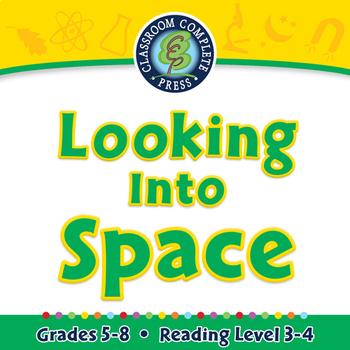 Looking Into Space - MAC Gr. 5-8
