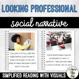 Unit 1 Looking Professional Social Narrative