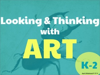 Looking & Thinking with Art: Stag Beetle, Elementary Scien