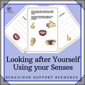 Looking after yourself using your Senses: Behaviour Support