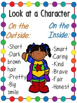 Looking at Character Inside & Out