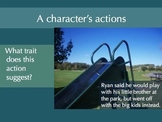 Character Traits PowerPoint: Looking at Character Traits