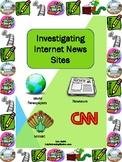 Activity: Investigating Internet News Websites