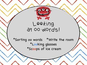 Looking at OO Words