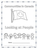 Looking at People in Canada Iqaluit-Inuit,Meteghan-Acadian,Saskatoon-Ukrainian