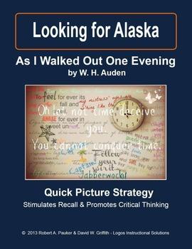 "Looking for Alaska: ""As I Walked Out One Evening"" by W. H. Auden"
