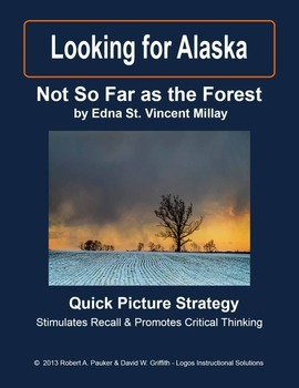 """Looking for Alaska: """"Not So Far as the Forest"""" by Edna St."""