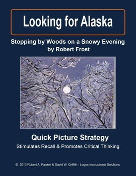 """Looking for Alaska: """"Stopping by Woods on a Snowy Evening"""""""