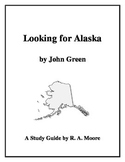 """""""Looking for Alaska"""" by John Green: A Study Guide"""