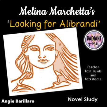 Looking for Alibrandi by Melina Marchetta Teacher Text Guide & Worksheets