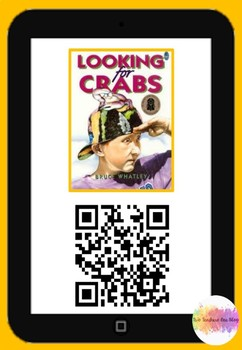 Looking for Crabs- QR Comprehension Pack