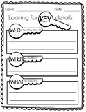Looking for KEY DETAILS in a text