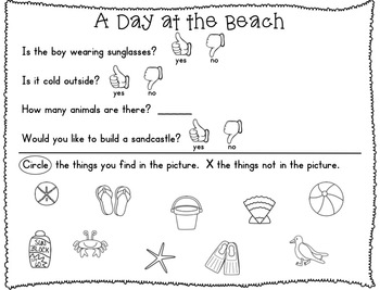Looking for Details - Using pictures to help students focus on details