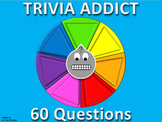 Looking for Trivia Crack, Well You Found Trivia Addict (60 Q's)