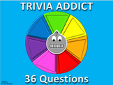 Looking for Trivia Crack, Well You Found Trivia Addict (36 Q's)
