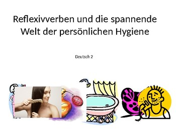 Looking good! Explanation & practice with reflexive verbs (GER 2)