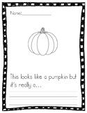 Looks Like a Pumpkin...