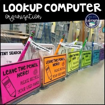 Lookup Computer Organization