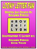 Loony Letter Fun Activity eBook