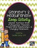 Measurement and Geometry Loop Activity