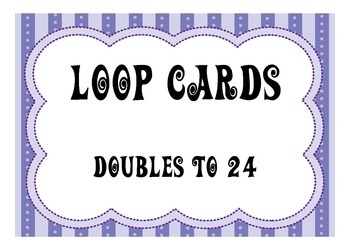 Loop Cards Doubles to 24