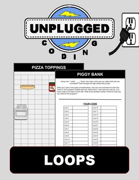 Loops (Unplugged Coding #5)