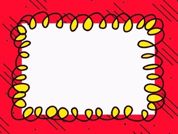 Loopy Doodle Borders