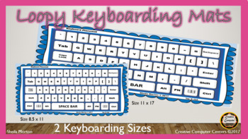 Loopy Keyboarding Mats