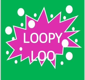 Loopy Loo Curly Font