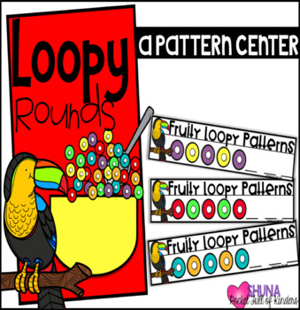 Loopy Patterns {A Patterning Center}