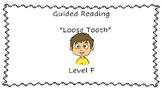 Loose Tooth - Guided Reading Lesson Plan
