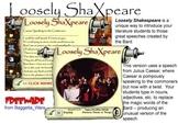 Loosely Shakespeare (Julius Caesar)
