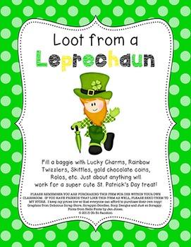 Loot From A Leprechaun
