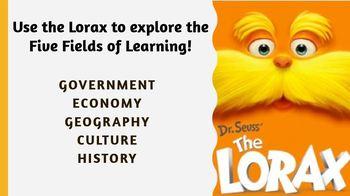 Lorax 2012 - 5 Fields of Learning