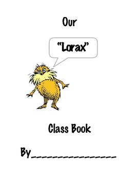 Lorax Class Book