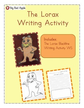 The Lorax: Writing Activity