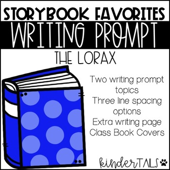 Dr. Seuss Writing Prompt: The Lorax