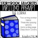 The Lorax {Earth Day} Writing Prompt