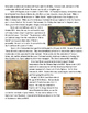 Lord Byron Biography Reading Comprehension Worksheet, Poetry