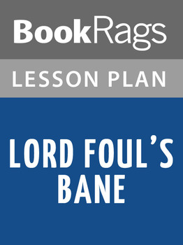 Lord Foul's Bane Lesson Plans