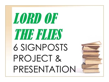 Lord of the Flies 6 Signposts Project & Presentation