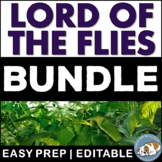 Lord of the Flies Activity Bundle