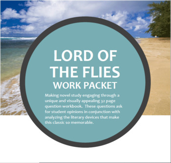 Lord of the Flies Activity Packet