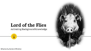 Lord of the Flies Background Knowledge
