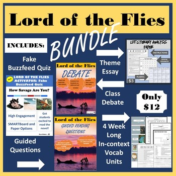 Lord of the Flies Bundle